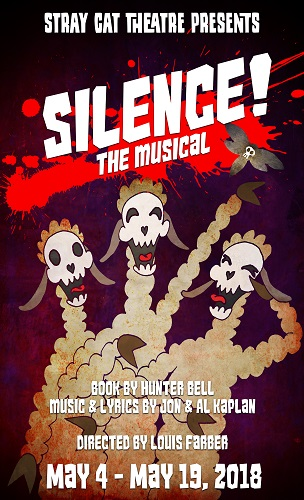 Silence The Musical poster