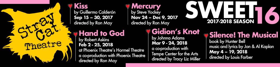 Stray Cat Theatre 2017-2018 Banner